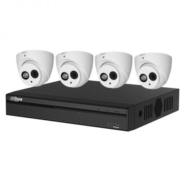 Dahua CCTV 4MP kit