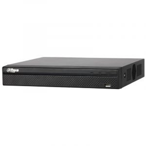 Dahua 8ch 4K NVR for 8MP cameras (DHI-NVR4108HS-8P-4KS2) with 2Tb HDD