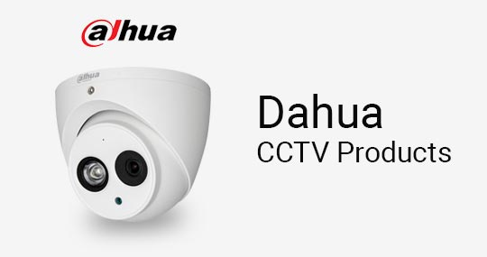 dahua cctv products