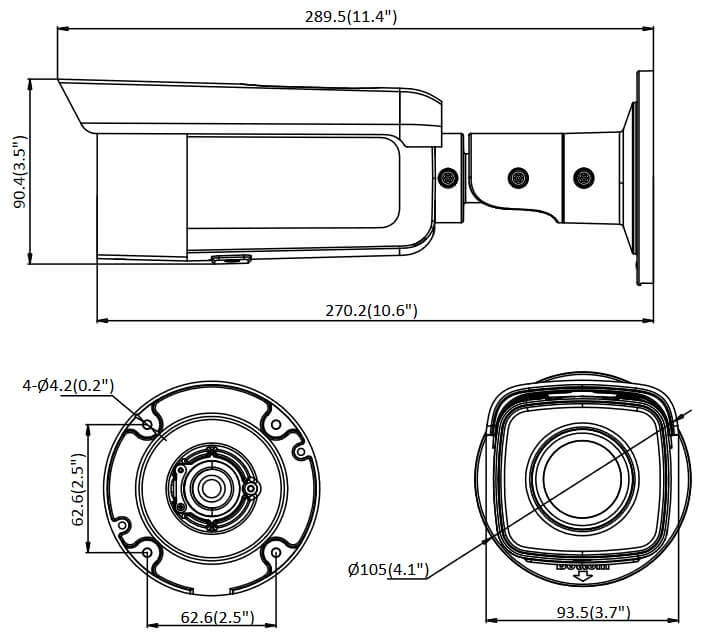 hikvision-6mp-ir-fixed-bullet