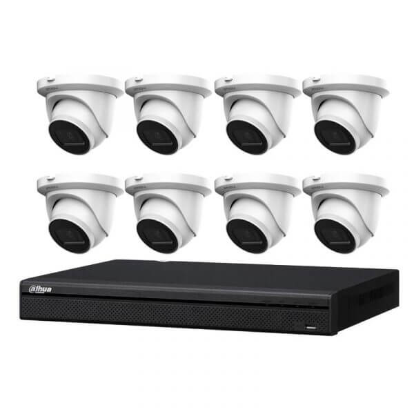 Dahua IMOU 6MP CCTV with 8Ch NVR