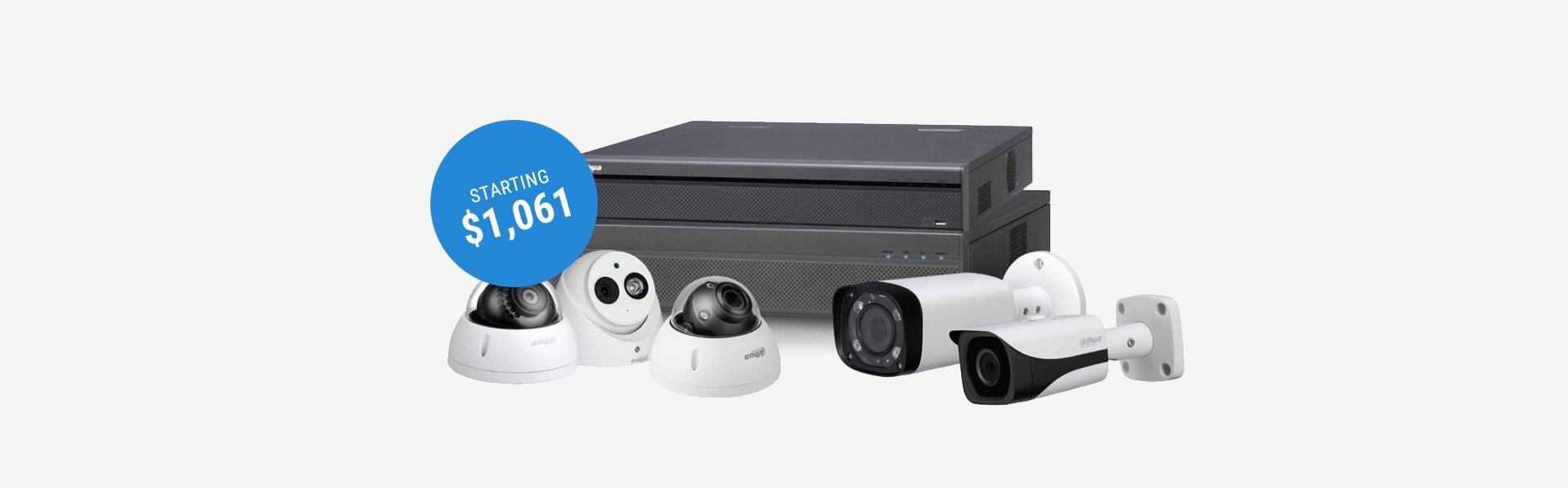 Dahua CCTV Kit